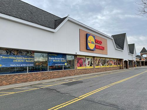 Completed Project- LiDL - Merrick, NY